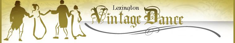 Welcome to the Lexington Vintage Dance Society