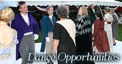 Dance Opportunities