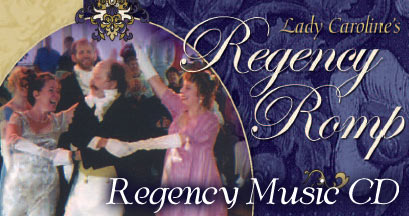Regency Music CD