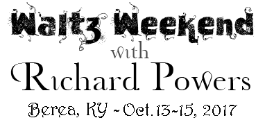 Richard Powers Waltz Weekend